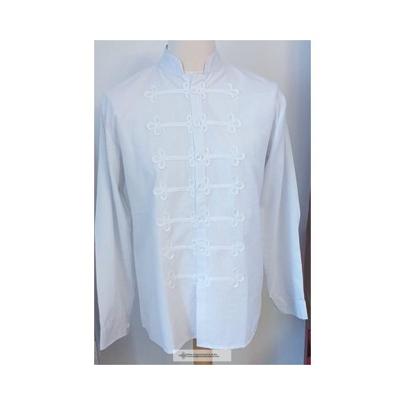 Bocskai ing, fehér