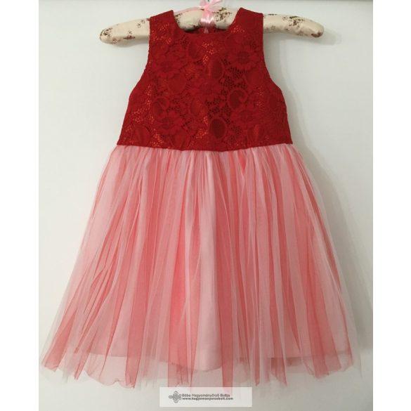 Kislány koszorúslány ruha - Vera