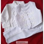 Christening dress-bocskai