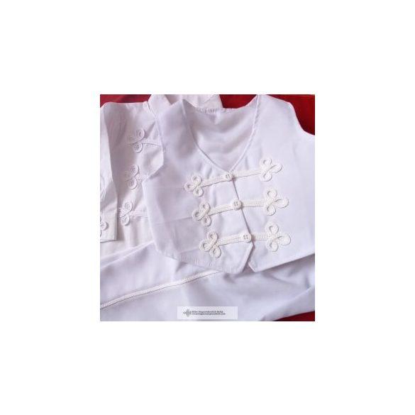 Keresztelő ruha-bocskai