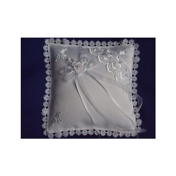 HUNGARIAN WEDDING RING PILLOW