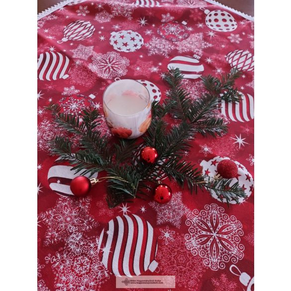 Karácsonyi asztalterítő csomag, II.