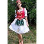 Magyar ruha - csárdás ruha - menyecske ruha