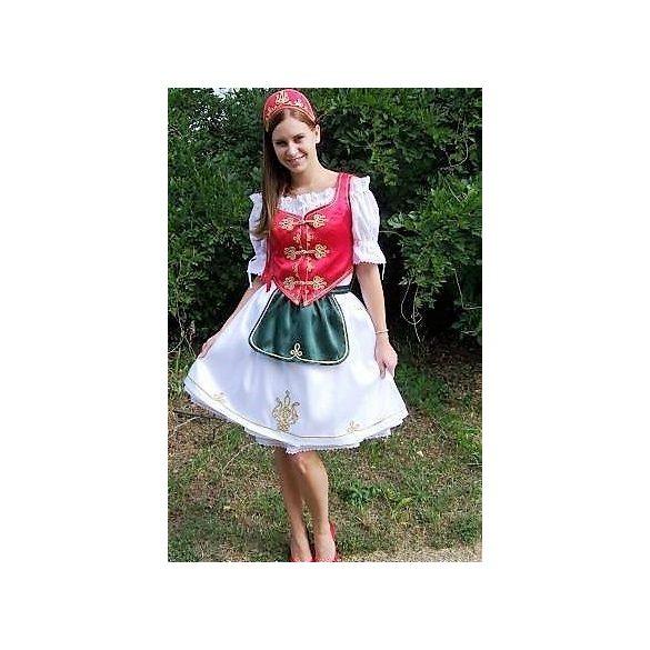 16c88ba2c1 Magyar ruha - csárdás ruha - menyecske ruha - Hagyományőrző Bolt