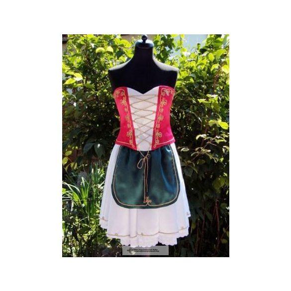 Magyar ruha-menyecske ruha