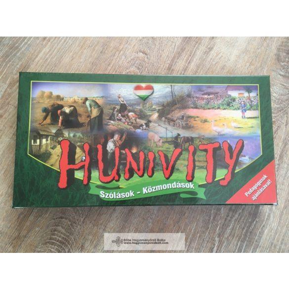 Társasjáték-Hunivity