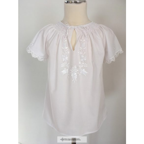 Hungarian girl blouses