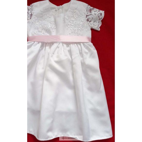 Keresztelő ruha-Luca