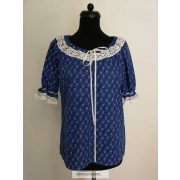 Hungarian women's blouse