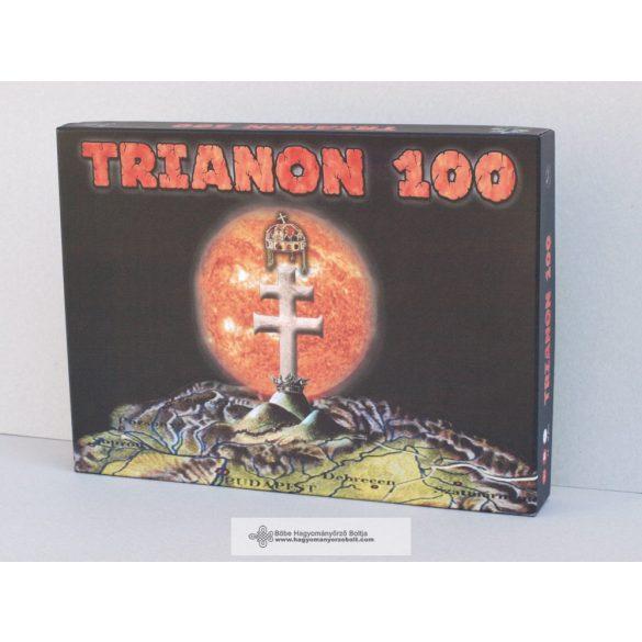 Társasjáték-Trianon 100 társasjáték