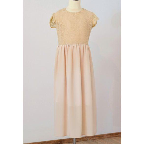 Kislány koszorúslány ruha - Rozi