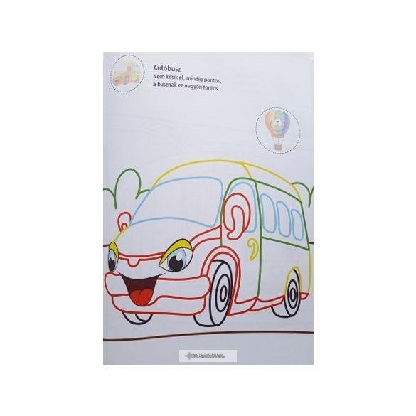 Színes járművek