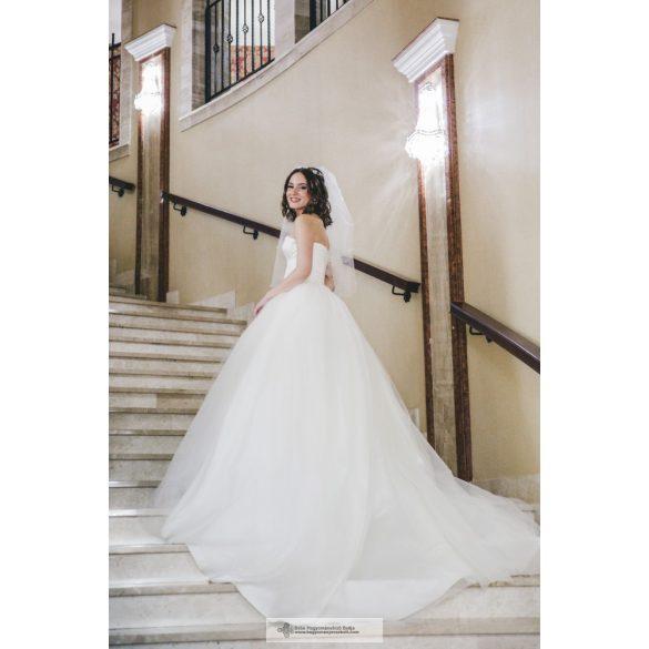 Angyal menyasszonyi ruha