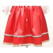 Hungarian girl in skirt