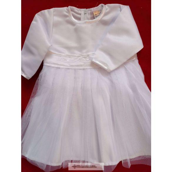 Christening dress tulle