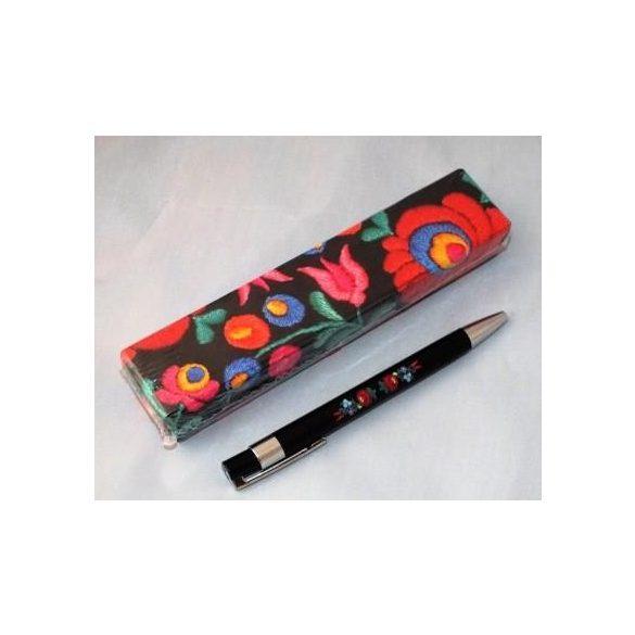 Matyó pattern pen in gift box.