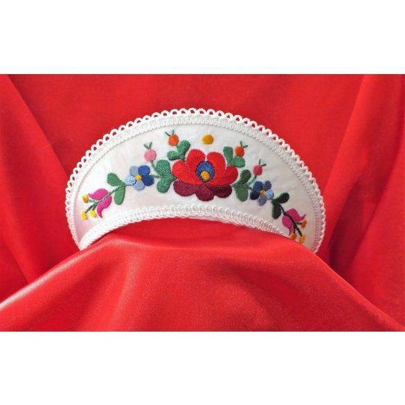 Hungarian headdress-matyó