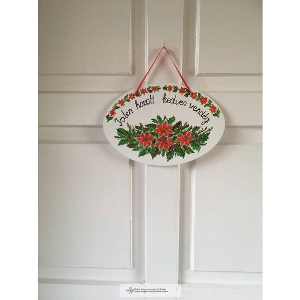 Hungarian CHRISTMAS DOORS