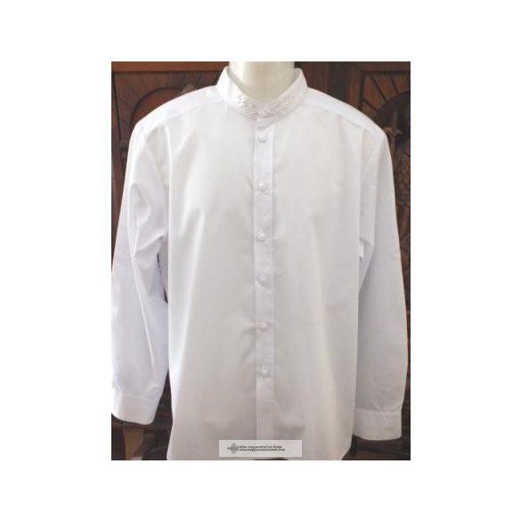 Alkalmi férfi ing- zsinóros ing