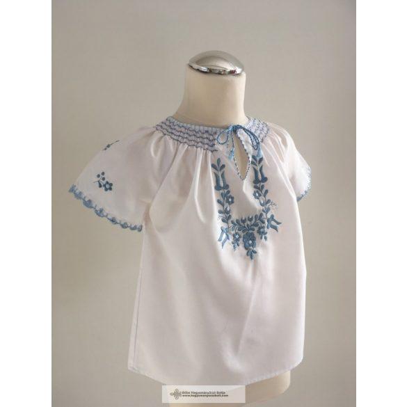 Hungarian girl dress