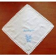 Christening cloth