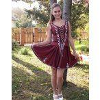 Adrienn bridal dress, Hungarian dress