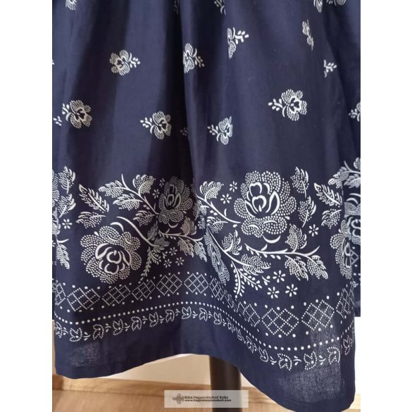 Hungarian folk dancer skirt
