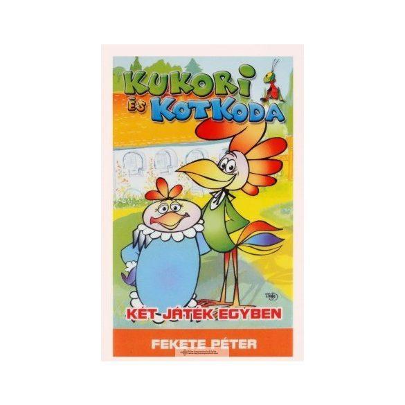 Kártyajáték-Kukori és Kotkoda