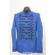 Bocskai, short jacket for women blue