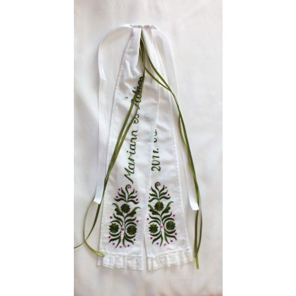 Wedding ribbon-Debreceni design