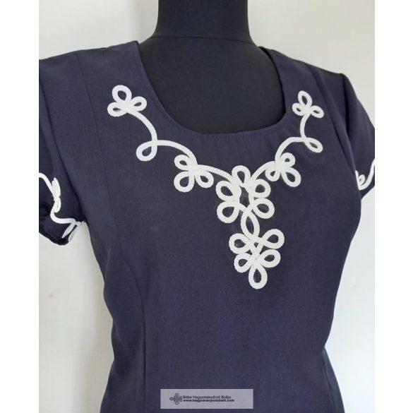 Emőke ruha-kék