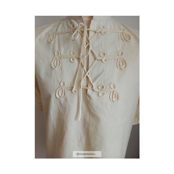 Székely ing, homok színben