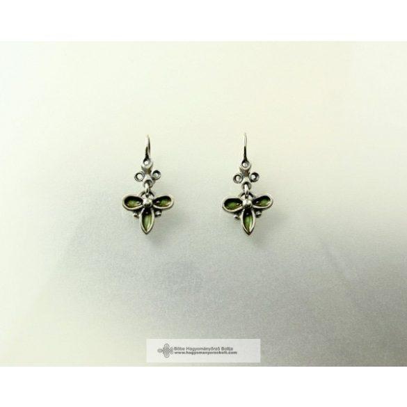 Hungarian jewelry, earrings