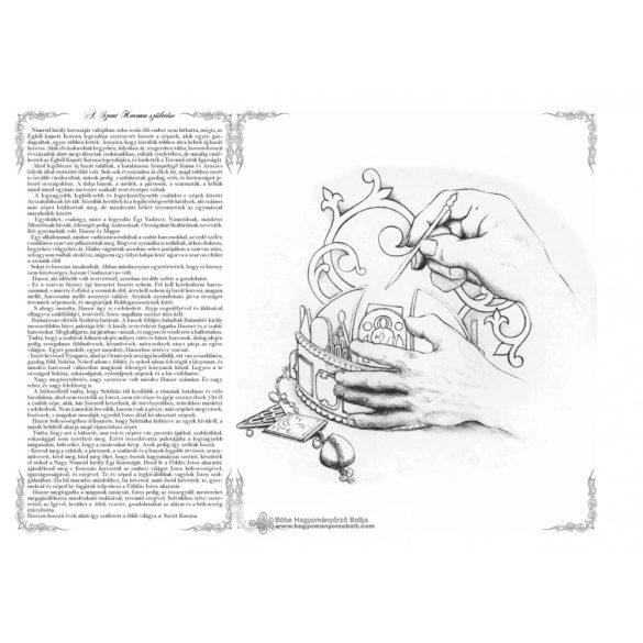 Kifestő-A Szent Korona története és legendája