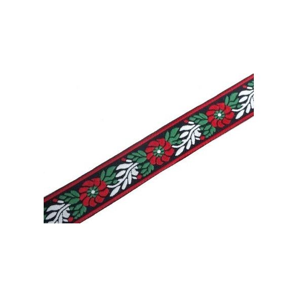 Embroidered ribbon-2