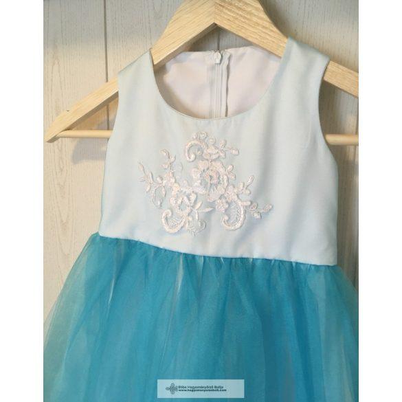 Kislány koszorúslány ruha - Helga