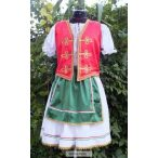 Csárdás ruha- Boglárka