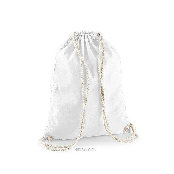 Sporttasche auf Weiß