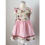 Little girl dress, floral