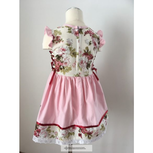 Little girl dress, floral