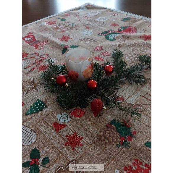 Karácsonyi asztalterítő csomag