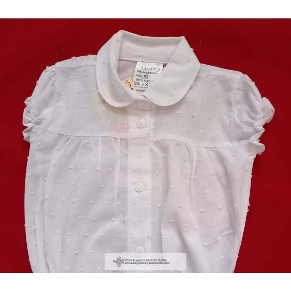 Girl's body with short sleeves