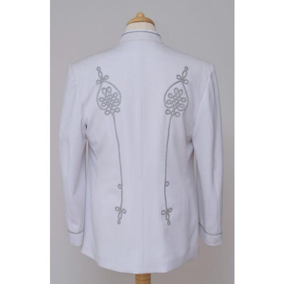 Fehér attila öltöny