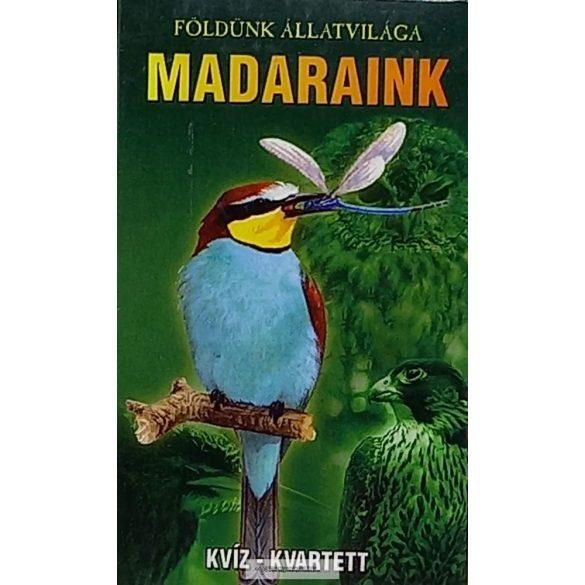 Kártyajáték-Madaraink