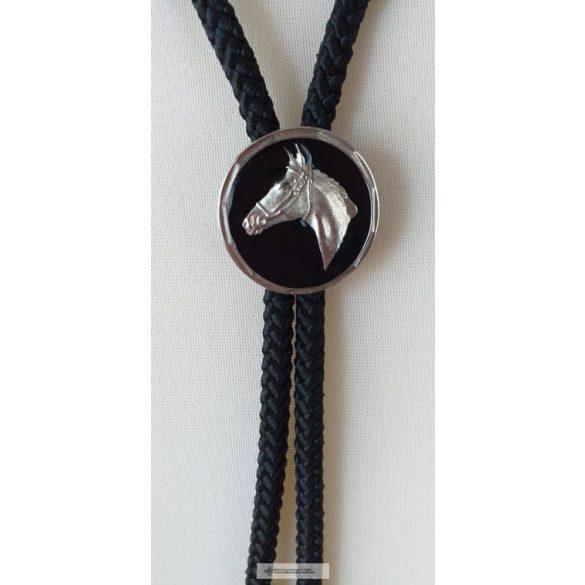 Lófej zsinóros nyakkendő