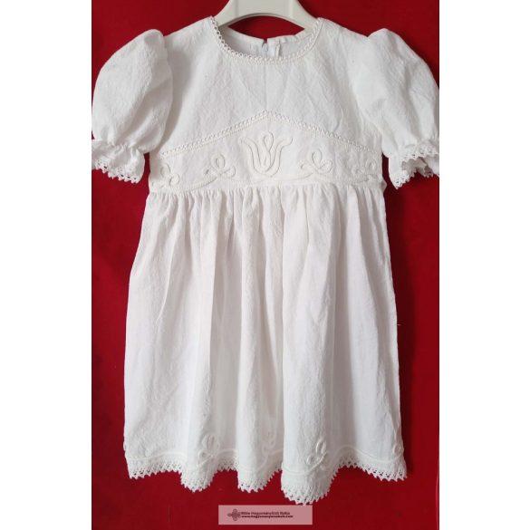 Keresztelő ruha-Zoé