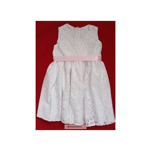 Csipkés keresztelő ruha-Anna