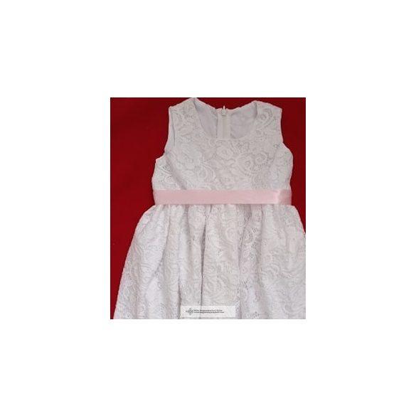 Keresztelő ruha, csipkés-Anna