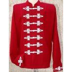 New man shirt, red