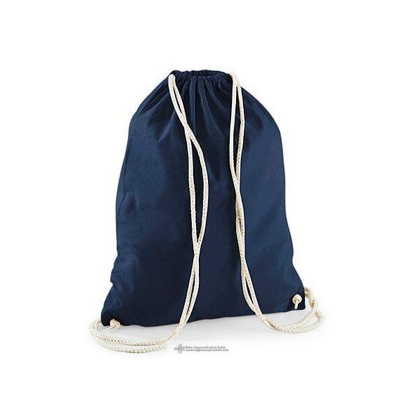 Gym bag blue